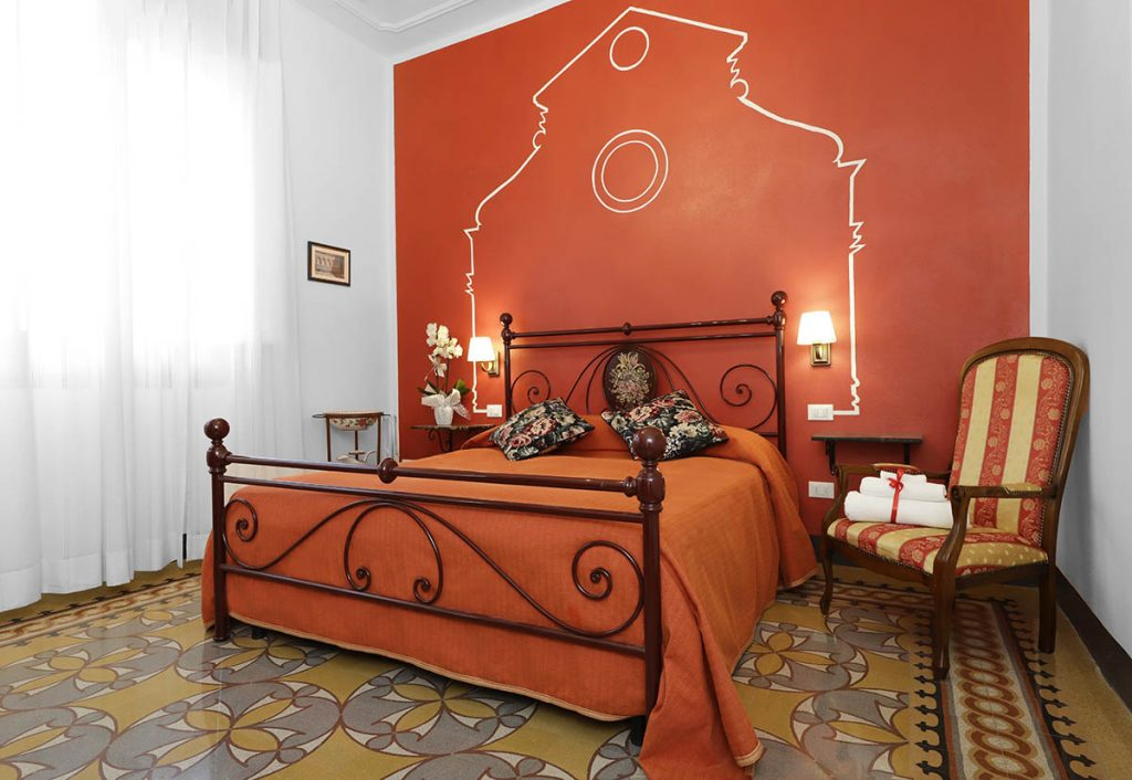 Camera dei rossi di santa maria novella residenza cecchi for Camera dei